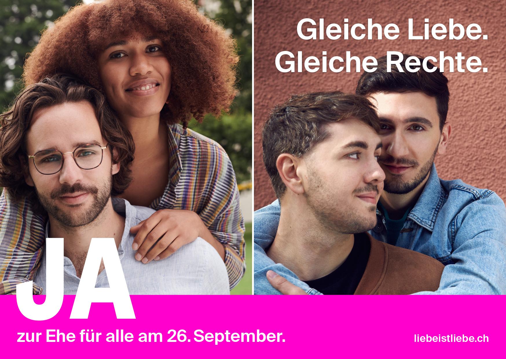 Ehe für alle Flyer DE 2