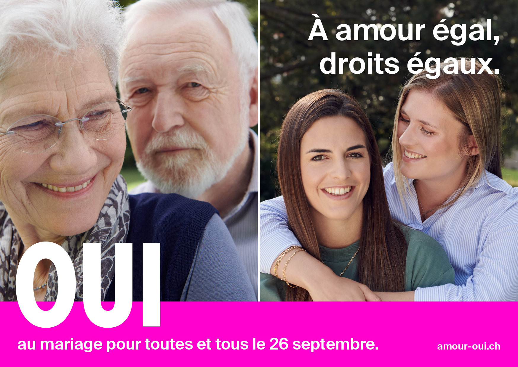Ehe für alle Flyer FR 1